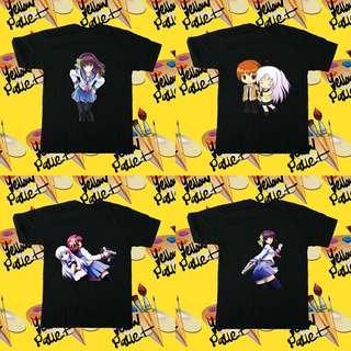 Angel Beats Shirt