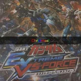 Gundam Extreme Vs Force Jap PSVITA
