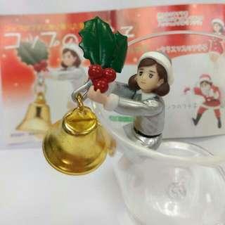 (保留中)🎅聖誕節杯緣子隱藏版鈴鐺款🔔✨ 也可交換其他隱藏版🎁