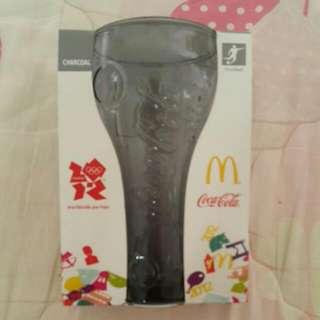 麥當勞曲線杯(冰銀灰)