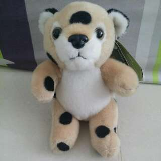 Cute Soft Toy Cheetah plush