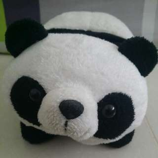 Panda handphone holder or stand