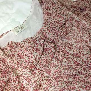MOST Floral dress/mini dress