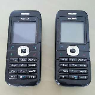 Nokia 6030 Handphone Two Pieces