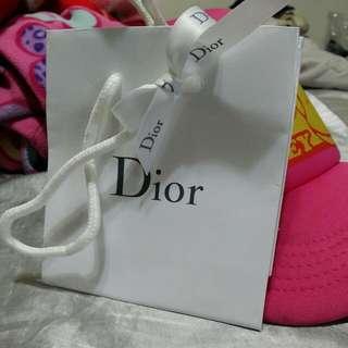 Dior小禮袋