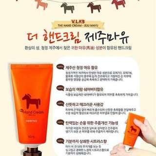 韓國小馬 馬油護手霜 80ml