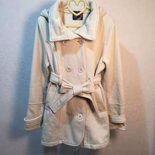 Queen shop 厚長版大衣外套