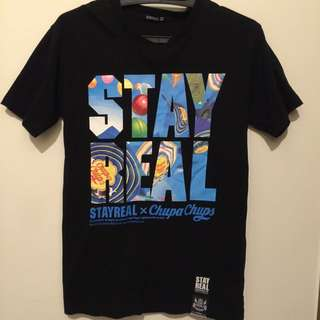 STAY REAL T