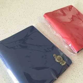 Couple Passport Holder