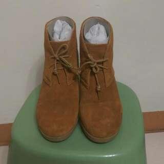 微風Ann 的短靴(8成新)