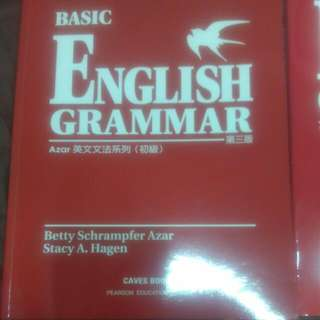 Azar Basic English Grammar + Workbook