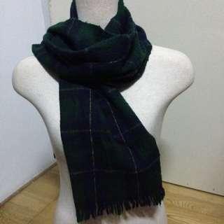 學院風圍巾