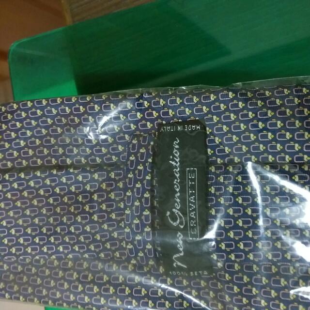 全新臺灣製領帶