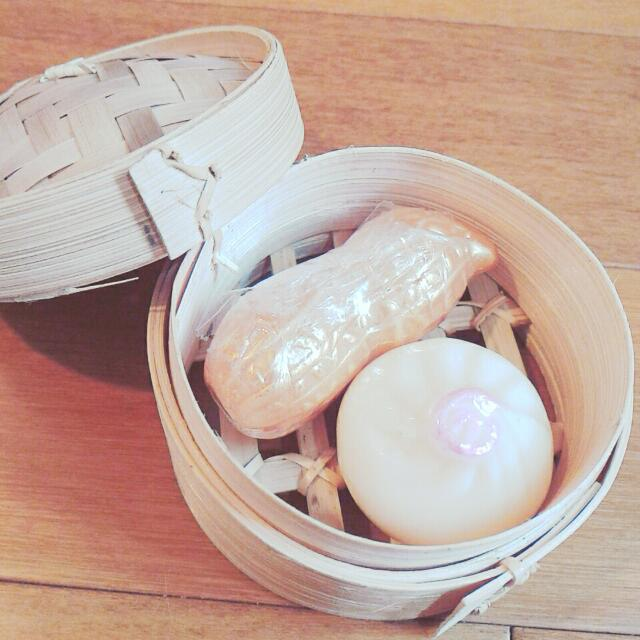 竹籠手工皂