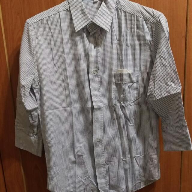 七分袖襯衫