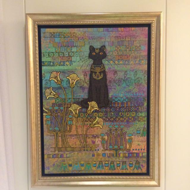 埃及貓拼圖