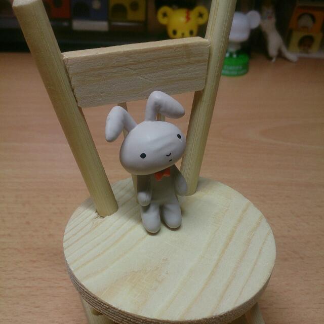 蠟筆小新 妮妮兔 兔子