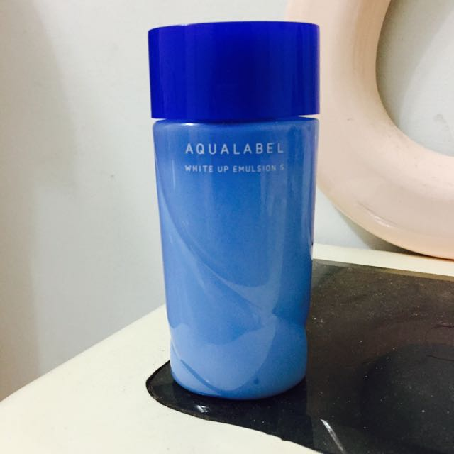 水之印 Aqualabel 晶透白柔膚乳液(清爽型)