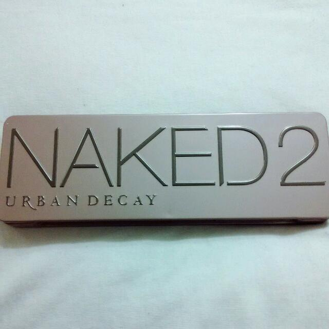 正貨 Urban Decay Naked 2
