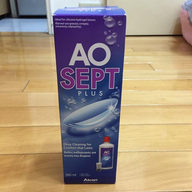 《全新》AO保養液