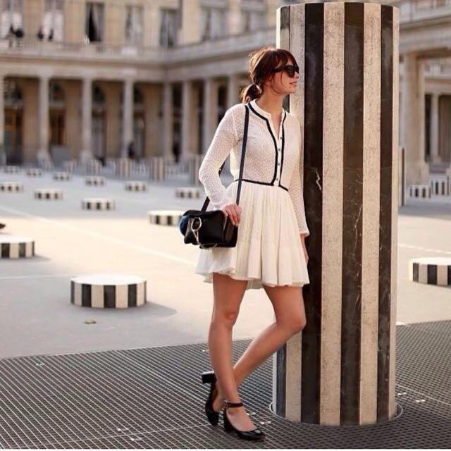 bonbonchic法式蕾絲氣質洋裝