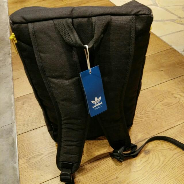 f0b1707140 Brand New ADIDAS Back Pack   School Bag... (Yellow Col) LAST PC left... !!