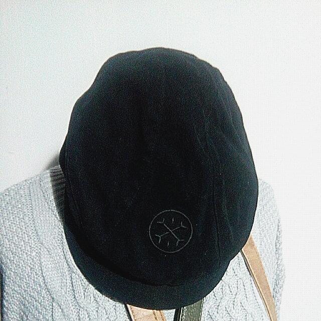Cabal黑色小偷帽