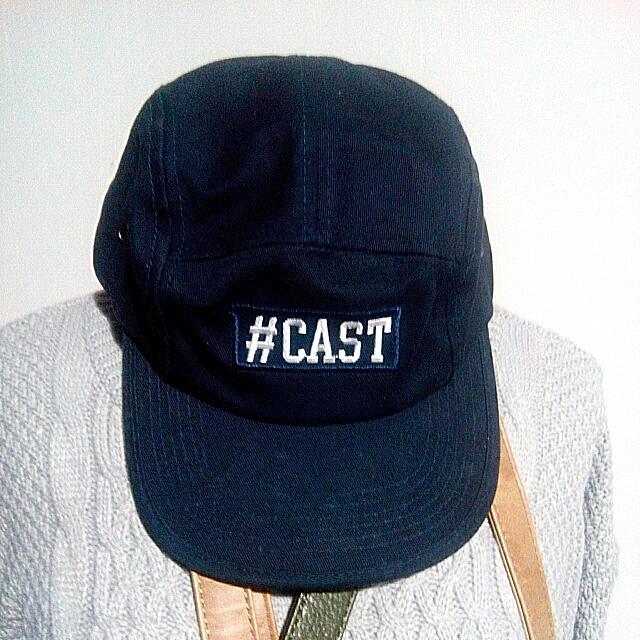 Caco五分帽深藍