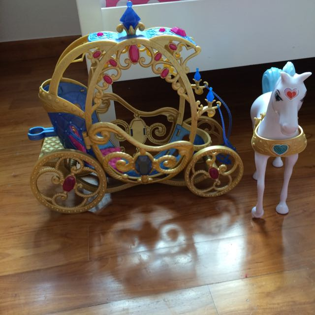 horse carriage games