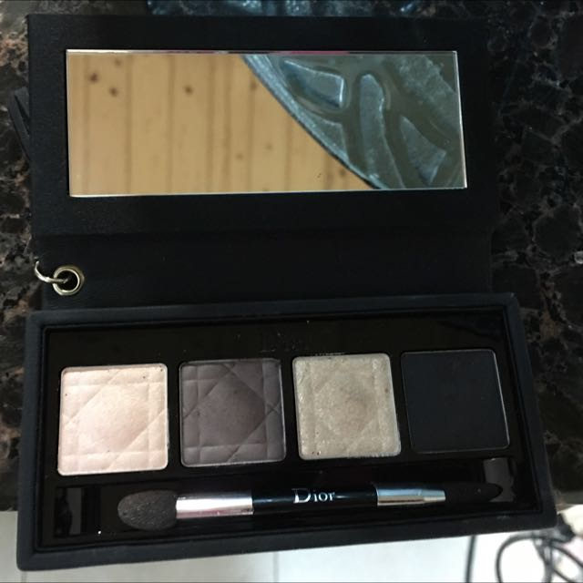Dior眼影盒(大地色)