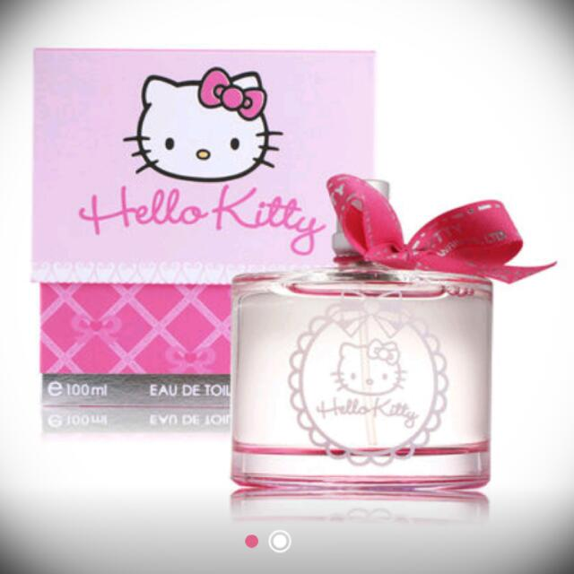 Hello kitty  Girl 香水