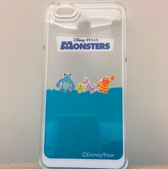 iphone 6/6s Plus 怪獸電力公司/毛怪/大眼仔/ 手機殼 會游泳
