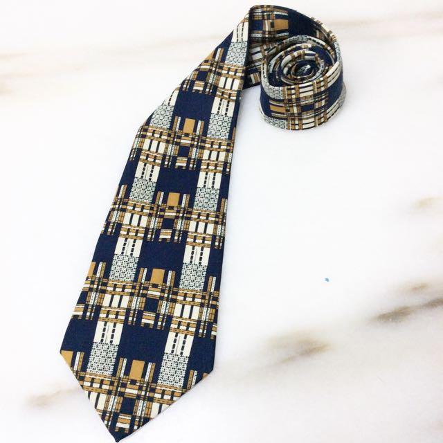 Jean Mercier Tie