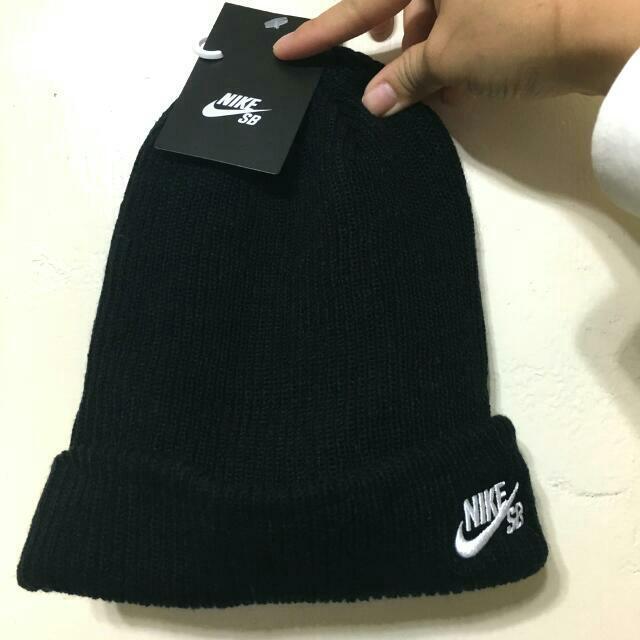 Nike SB毛帽 正版New