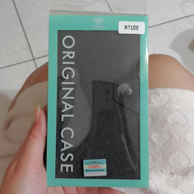 (贈品)Note 2 磁力 手機殼 手機皮套