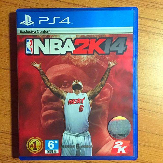 Ps4  NBA2k14
