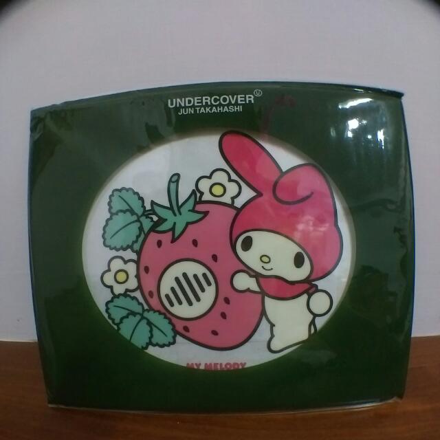 ✨雜誌-undercover Melody防水夾鏈袋