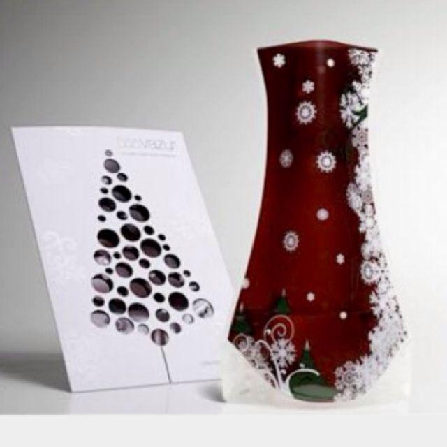 Vazu Christmas Expandable Vase Electronics On Carousell