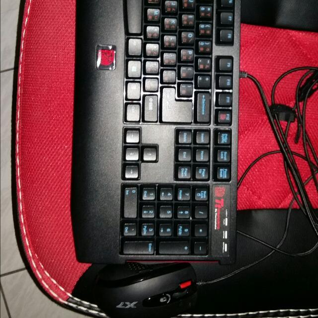 曜躍鍵盤加x7滑鼠