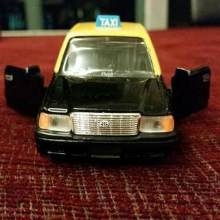 Authentic Taxi Model