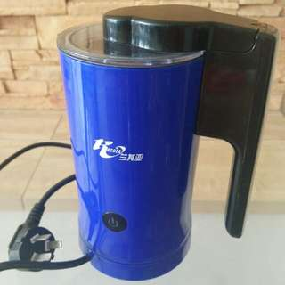 Used Milk Frother