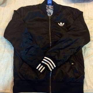 Adidas 愛迪達保暖軍裝外套 MA-1