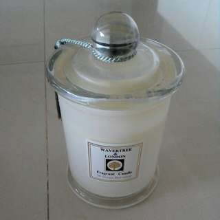FRAGRANT CANDLE - FRENCH PEAR