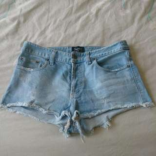 Bardot Shorts Size 12