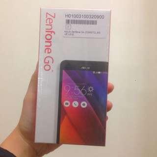 全新未拆封 Zenfone Go 紅色