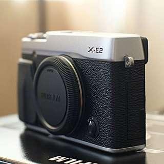 New Fujifilm X-E2 Silver (Body)