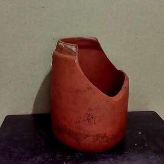 手作造型陶罐花器/花盆