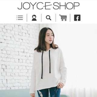 全新Joyce shop 韓.韓妞多色連帽刷毛上衣