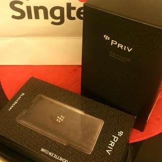 BNIB Singtel 32GB BlackBerry Priv