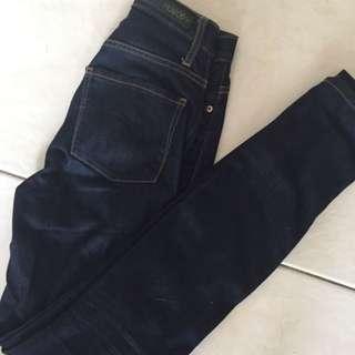 Dark Denim Nobody Jeans